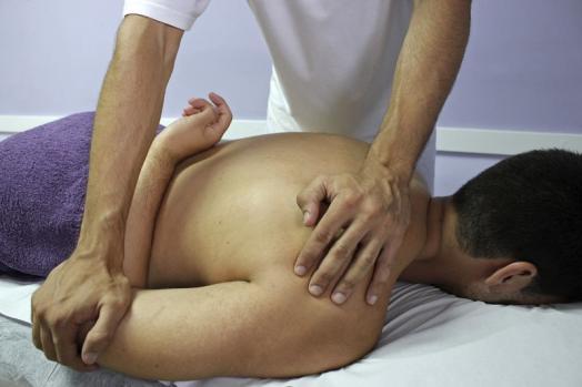 Séance d'ostéopathie adulte