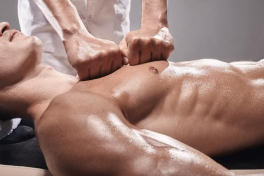 Séance d'ostéopathie du sport Massy